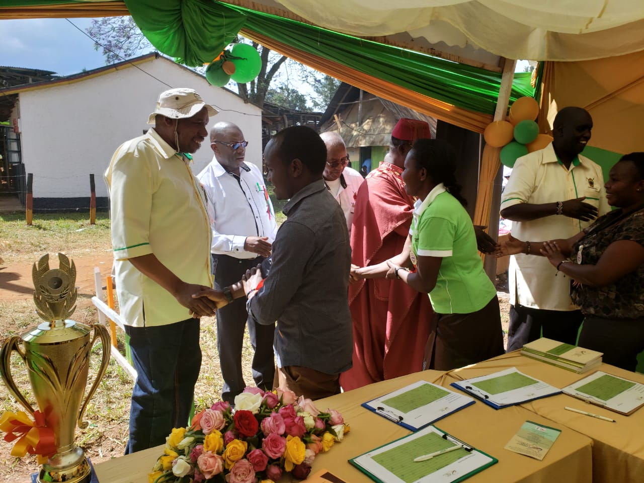 The Kitale Agricultural Society of Kenya (ASK) annual show – October 2018.