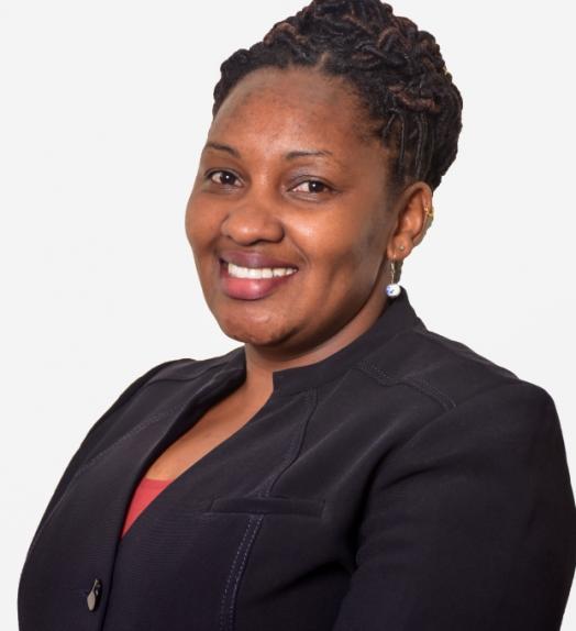 Mrs. Ninette K. Mwarania