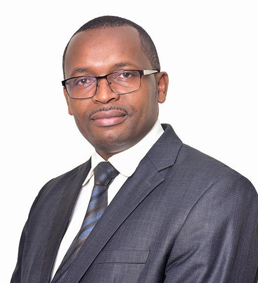 Mr. Gideon Mokaya