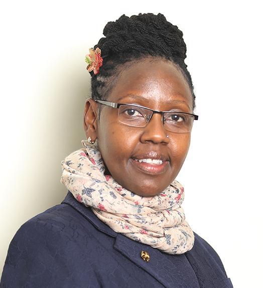 Mrs. Priscilla Njako